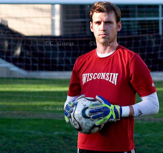 University of Wisconsin-Madison Senior goalkeeper Jake Settle started all 17 games in the 2006 season, playing 8 shutouts and allowing just 13 goals.