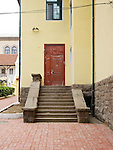 Front Door And Steps, Butterfield & Swire Agent's Residence, Qingdao (Tsingtao).