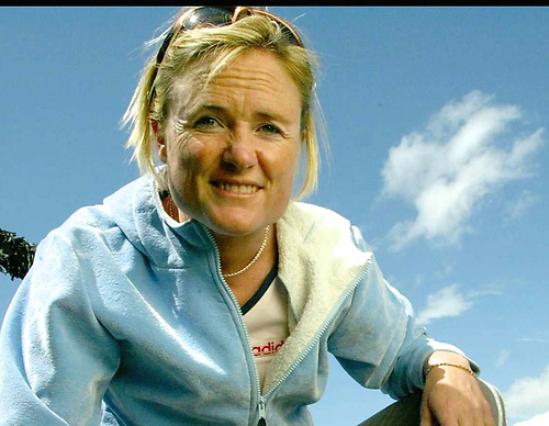 Maria Coleman of Baltimore was the first female Sailor of the year after an ISAF global ranking of second in the Women's Europe Class