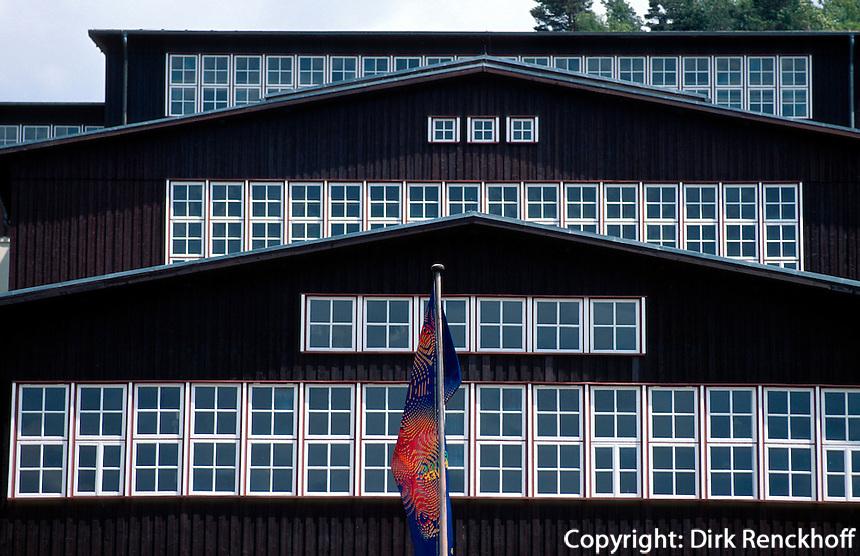 Bergwerk Rammelsberg, Goslar, Deutschland, Unesco- Weltkulturerbe