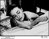 Prod DB © Nouvelles Editions de Films / DR<br /> LES AMANTS (LES AMANTS) de Louis Malle 1958 FRA<br /> avec Jeanne Moreau pied, fÈtichiste, visage