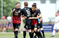 191124 ISPS Handa Premiership Football - Canterbury United Dragons v Hawkes Bay United