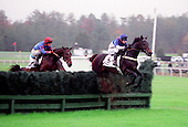 Flat Top wins the 2002 Colonial Cup.