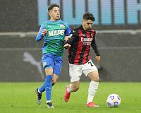 Milano  21-04-2021<br /> Stadio Giuseppe Meazza<br /> Serie A  Tim 2020/21<br /> Milan - Sassuolo<br /> Nella foto: Diaz                                     <br /> Antonio Saia Kines Milano