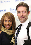 Judson Mills and Deborah Cox perform during North American Premiere presentation of 'The Bodyguard' at The New 42nd Street Studios on November 10, 2016 in New York City.