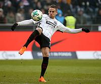 03.03.2018, Commerzbank - Arena, Frankfurt, GER, 1.FBL, Eintracht Frankfurt vs Hannover 96 , <br />Mijat Gacinovic (Frankfurt) *** Local Caption *** © pixathlon