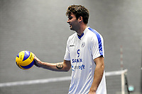 GRONINGEN - Volleybal, Eerste training Amysoft Lycurgus , seizoen 2021-2022, 17-08-2021,  Joel Schneidmiller