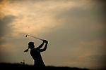 TAOYUAN, TAIWAN - OCTOBER 27:  Suzann Pettersen of Norway tees off on the 16th hole during the day three of the Sunrise LPGA Taiwan Championship at the Sunrise Golf Course on October 27, 2012 in Taoyuan, Taiwan.  Photo by Victor Fraile / The Power of Sport Images