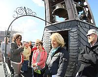 02.10.2016: Sonderführung auf den Glockenturm des Darmstädter Residenzschlosses