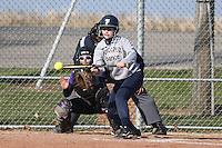 Girls Softball against EPG 4/4/16