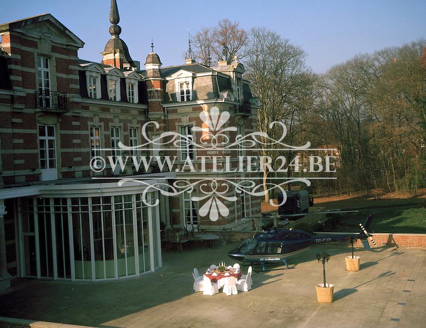 November 1998. Kasteel van Brasschaat.
