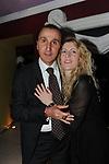 ANDREA MESCHINI E JOLANDA GURRERI<br /> PARTY DI PAOLO PAZZAGLIA<br /> PALAZZO FERRAJOLI ROMA 2010