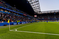 LE HAVRE,  - JUNE 20: Stade Oceane during a game between Sweden and USWNT at Stade Oceane on June 20, 2019 in Le Havre, France.