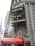 Up on the Marquee: 'To Kill A Mockingbird'