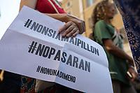 23.07.2019 - Non Sia Mai Pillon! - No Ddl Pillon Rally Outside Parliament