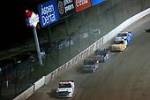 NASCAR Camping World Truck Series<br /> Eldora Dirt Derby<br /> Eldora Speedway, Rossburg, OH USA<br /> Wednesday 19 July 2017<br /> Ben Rhodes, Safelite Auto Glass Toyota Tundra and Noah Gragson, Switch Toyota Tundra<br /> World Copyright: Russell LaBounty<br /> LAT Images