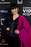 Silvia Tortosa attends to 'Como la Vida Misma' film premiere during the 'Madrid Premiere Week' at Callao City Lights cinema in Madrid, Spain. November 12, 2018. (ALTERPHOTOS/A. Perez Meca)