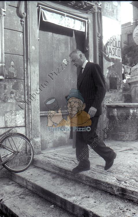 GIANNI AGNELLI<br /> ROMA 1976