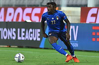 Moise Kean of Italy during the Uefa Nation League Group Stage A1 football match between Italy and Bosnia at Artemio Franchi Stadium in Firenze (Italy), September, 4, 2020. Photo Massimo Insabato / Insidefoto