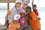 Kara & Melinda W/ Summer Campers