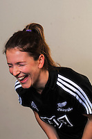 Lizzie Goulden. New Zealand Black Ferns headshot outtakes at The Rugby Institute, Palmerston North, New Zealand on Thursday, 28 May 2015. Photo: Dave Lintott / lintottphoto.co.nz