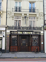 The Crown British Pub
