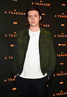 """PASADENA, CA - JUNE 7: Nick Robinson attends FX's """"A  TEACHER"""" FYC Drive-In Screening And Panel at the Rose Bowl on June 7, 2021 in Pasadena, California. (Photo by Frank Micelotta/FX/PictureGroup)"""