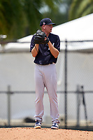 New York Yankees pitcher Nick Paciorek (36) during an Extended Spring Training game against the Philadelphia Phillies on June 22, 2021 at the Carpenter Complex in Clearwater, Florida. (Mike Janes/Four Seam Images)