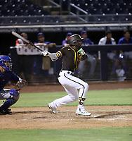 Nerwilian Cedeno - 2021 Arizona League Padres (Bill Mitchell)