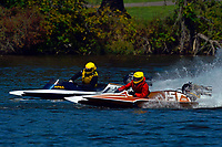 1-S, 16-M   (Outboard Hydroplanes)