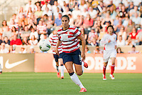 Carli Lloyd (10) of the United States (USA). The United States (USA) women defeated China PR (CHN) 4-1 during an international friendly at PPL Park in Chester, PA, on May 27, 2012.