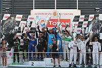 #77 BARWELL MOTORSPORT (GBR) LAMBORGHINI HURACAN GT3 AM CUP LEO MATCHISKI (RUS) ADRIAN AMSTUTZ (CHE) RICHARD ABRA (GBR) PATRICK KUJALA (FIN) AM CUP  WINNER TOTAL 24H OF SPA<br /> #9 TARGET RACING (GBR) LAMBORGHINI HURACAN GT3 AM CUP STEFANO COSTANTINI (ITA) ALBERTO DI FOLCO (ITA) SYLVAIN DEBS (FRA) BERNARD DELHEZ (BEL) AM CUP SECOND <br /> #488 RINALDI RACING (DEU) FERRARI 488 GT3 PRO AM CUP RICK YOON (KOR) PIERRE EHRET (DEU) MUROD SULTANOV (DEU) NICHOLAS BOULLE (USA) AM CUP THIRD <br /> #70 SPEEDLOVER (BEL) PORSCHE 991 CUP GROUP NATIONAL PIERRE YVES PAQUE (BEL) GREGORY PAISSE (BEL) BOB WILWERT (LUX) GILLE PETIT (FRA) GROUP NATIONAL WINNER