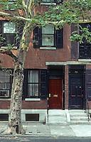 Philadelphia: Rittenhouse Square area. Photo '78.
