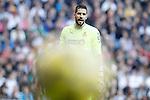 Espanyol's Kiko Casilla during La Liga match.January 10,2015. (ALTERPHOTOS/Acero)