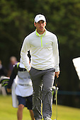 Romain Wattel, (FRA) during round 1 of the 2015 BMW PGA Championship over the West Course at Wentworth, Virgina Water, London. 21/05/2015<br /> Picture Fran Caffrey, www.golffile.ie: