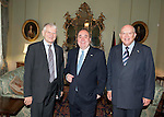 First Minister of Scotland Alex Salmond meets with the German Ambassador Georg Boomgaarden (L) and Consul-General Wolfgang Moessinger at Bute House today..Pic Kenny Smith, Kenny Smith Photography.6 Bluebell Grove, Kelty, Fife, KY4 0GX .Tel 07809 450119,