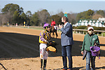 March 6, 2021: Scenery after the fifth race at Oaklawn Racing Casino Resort in Hot Springs, Arkansas on March 6, 2021. Justin Manning/Eclipse Sportswire/CSM
