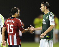 Portland Timbers vs Club Deportivo Chivas USA August 24 2011