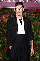 Tom Scutt<br /> arriving for the Evening Standard Theatre Awards 2019, London.<br /> <br /> ©Ash Knotek  D3539 24/11/2019