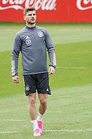 Timo Werner (Deutschland Germany) - Seefeld 05.06.2021: Trainingslager der Deutschen Nationalmannschaft zur EM-Vorbereitung