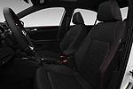 Front seat view of 2017 Volkswagen Jetta GLI 4 Door Sedan Front Seat  car photos