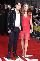 """Elizabeth Hurley and son, Damian<br /> arrives for the premiere of """"The Time of Their Lives"""" at the Curzon Mayfair, London.<br /> <br /> <br /> ©Ash Knotek  D3239  08/03/2017"""