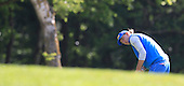 Marcel SIEM (GER) during round 1 of the 2015 BMW PGA Championship over the West Course at Wentworth, Virgina Water, London. 21/05/2015<br /> Picture Fran Caffrey, www.golffile.ie: