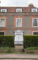 BNPS.co.uk (01202) 558833.<br /> Pic: ZacharyCulpin/BNPS<br /> <br /> Winterbrook House<br /> <br /> Agatha Christie enthusiasts have launched a crowdfunding campaign to raise £2.75m to buy the writer's former home and turn it into a tourist attraction.<br /> <br /> The legendary author lived at Winterbrook House for 42 years until her death and did most of her writing there, including Death on the Nile which has a new film adaptation being released next year.<br /> <br /> Current owner Gregor Kleinknecht put the five-bedroom home on the market last month but is supporting the band of locals who want to create a tribute to the author.