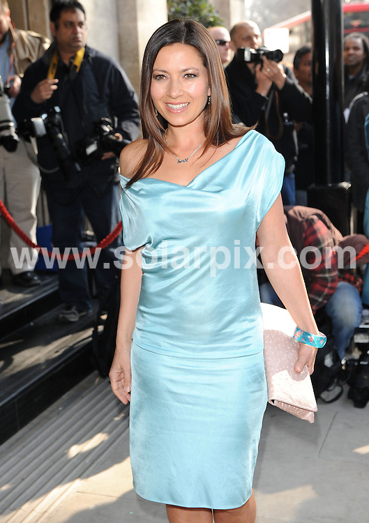 **ALL ROUND PICTURES FROM SOLARPIX.COM**                                             **WORLDWIDE SYNDICATION RIGHTS**                                                                                  Outside arrivals at the TRIC Awards 2011.  Held at Grosvenor House, Park Lane, London, on Tuesday March 08, 2011                                                                         This pic:     Claire Nasir                                                                                       JOB REF:    12940    SSD       DATE:    08.03.11                                                        **MUST CREDIT SOLARPIX.COM OR DOUBLE FEE WILL BE CHARGED**                                                                      **MUST AGREE FEE BEFORE ONLINE USAGE**                               **CALL US ON: +34 952 811 768 or LOW RATE FROM UK 0844 617 7637**