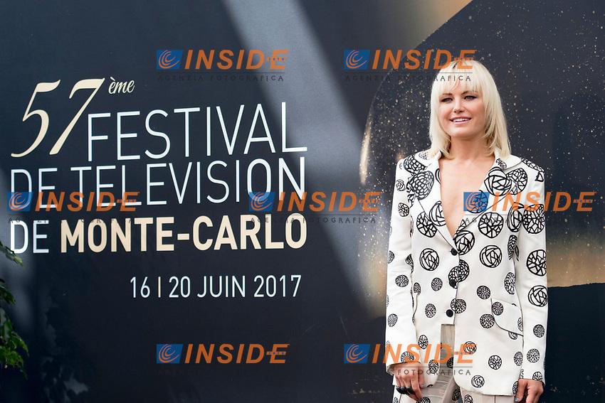 Malin Akerman (Billions) Monaco - 17/06/2017<br /> 57 festival TV Monte Carlo <br /> Foto Norbert Scanella / Panoramic / Insidefoto