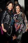Laurel Ross and Debbie Festari at the Married to Medicine Houston premier party at VrSi Thursday Nov. 10, 2016.(Dave Rossman photo)