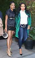November 04, 2019 Keke Palmer, Angela Simmons attend Through Her Lens: The Tribeca Chanel Women's Filmmaker Program Luncheon at Locanda Verde  in New York.November 04, 2019. Credit:RW/MediaPunch