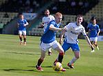 17.07.2021 Rangers B v Bo'ness Utd: Adam Devine and Kier Macauley
