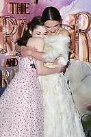 """Mackenzie Foy and Keira Knightley<br /> arriving for the European premiere of """"The Nutcracker and the Four Realms"""" at the Vue Westfield, White City, London<br /> <br /> ©Ash Knotek  D3458  01/11/2018"""